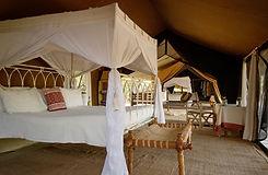 Masai Mara, Karen Blixen camp