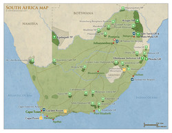 map-of-south-africa