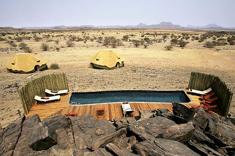 Lodge, Namibie