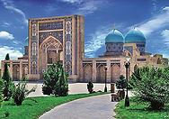 Voyage sur mesure en Ouzbekistan
