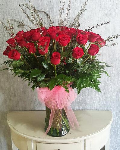 Erika y las rosas