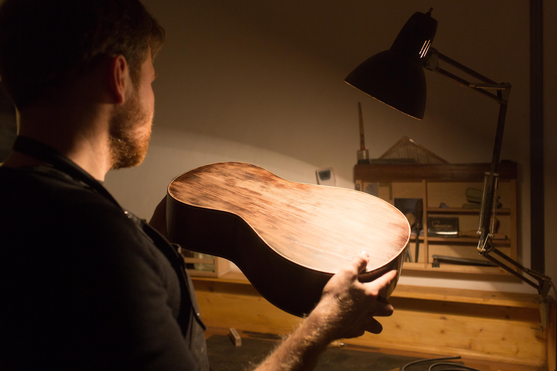 Gitarrenbauer Hamburg
