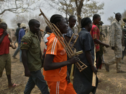 Genocide Watch Country Report: South Sudan (September 2021)