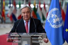 UN Secretary-General on International Criminal Justice