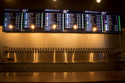 Taps Growler House Draft List and Taps