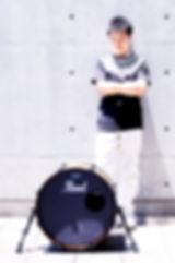 ドラム講師・スズキトモヒサ