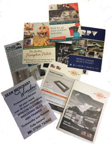 Brochure Printing Bury St Edmunds
