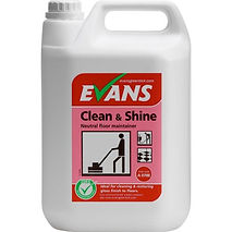 Evans Clean and Shine