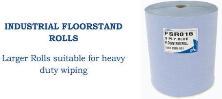 industrial Floorstand Rolls