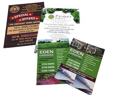 Brochure printig in Mildenhall