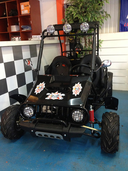 CROSS BUGGY 125