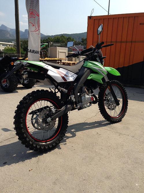 Moto SX enduro 50cc à boite