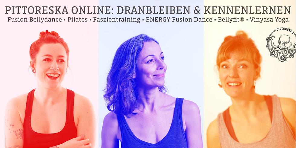 Pittoreska Online: Dranbleiben & Kennenlernen