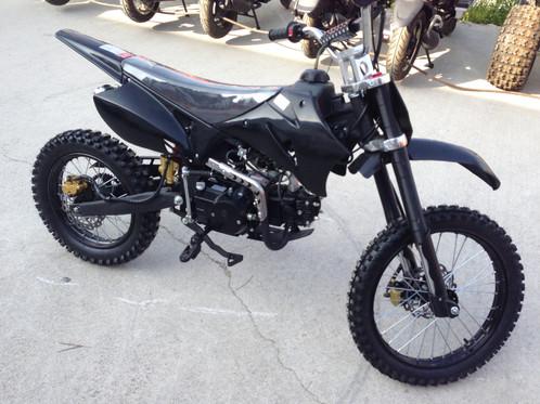 dirt bike 125cc shine 17 14 moto enfant france nitromotors quad enfant et moto enfant. Black Bedroom Furniture Sets. Home Design Ideas