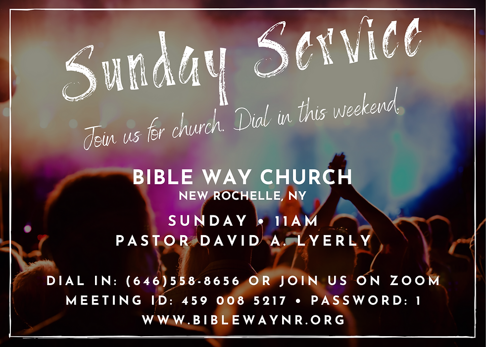 Sunday Service - Dial In Horizontal (3).