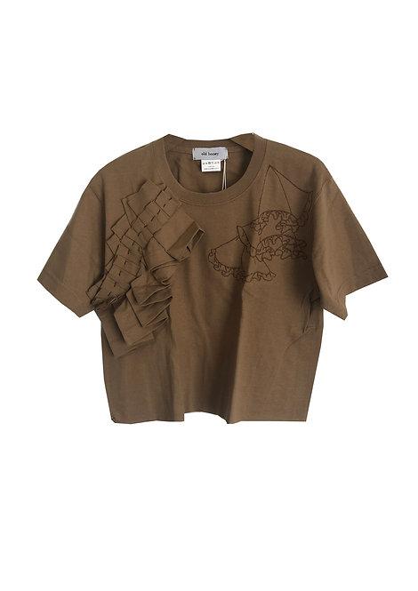 [archive sale] 54°C Tshirt / camel