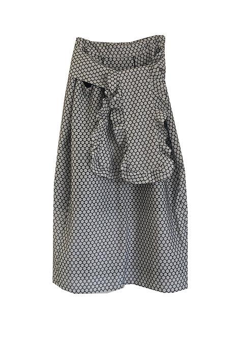 [archive sale] 54°C skirt / white