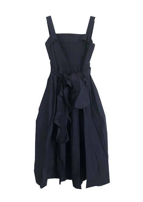 [archive sale] 58°C dress / navy