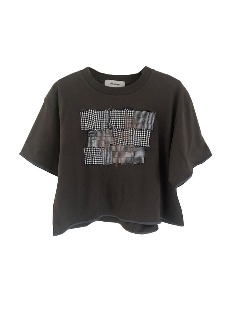 [archive sale] 26°C Tshirt / charcoal