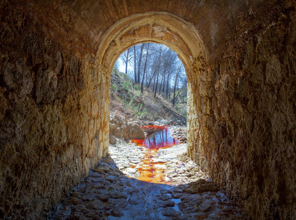 LUXIA, 13  Nacimiento del Río Tinto