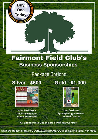 Business Sponsorship Packages - Made wit