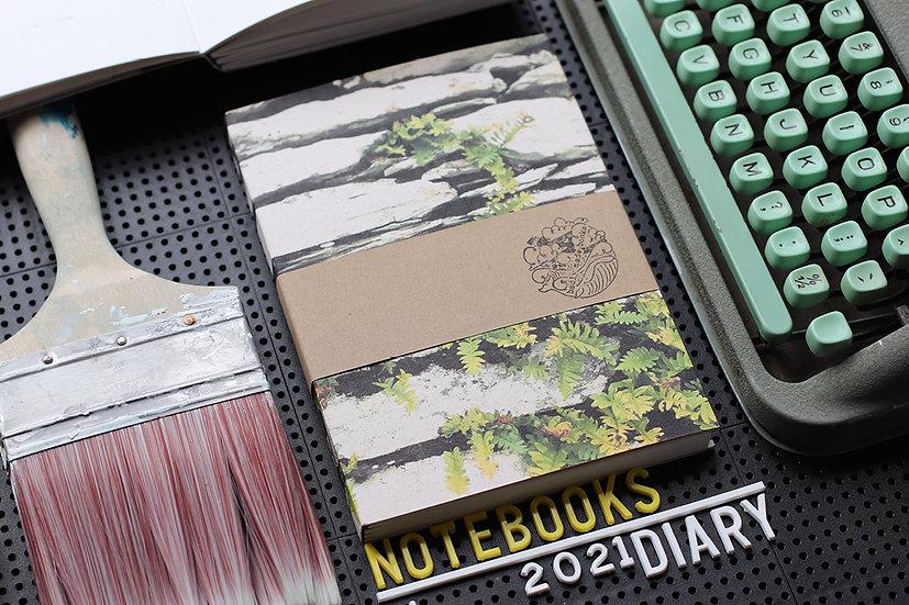 printed 2021 diary (week per page) - a5