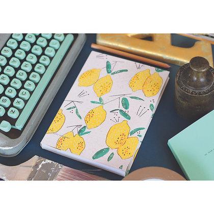 lemons - lined