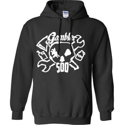 Gambler 500 Logo Hoodie - Black