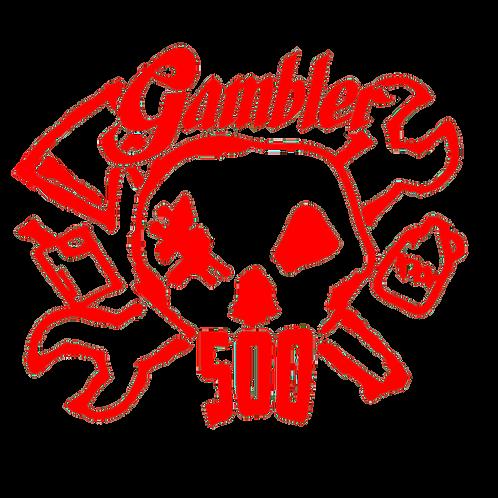 Official Gambler 500 Hood Logo