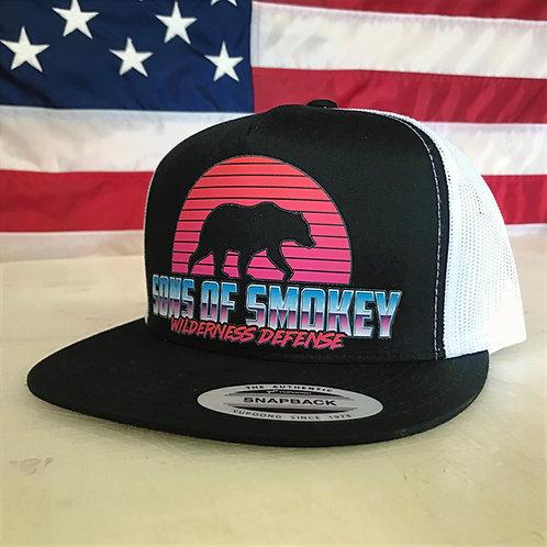 Sons of Smokey Vice Bear Hat