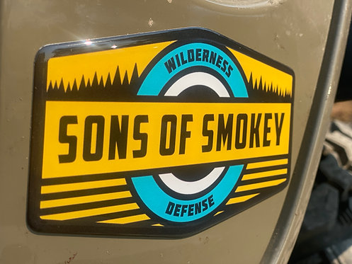 Sons Of Smokey Badge