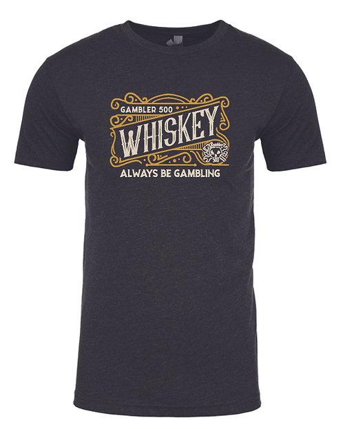 Big Logo Whiskey Tee
