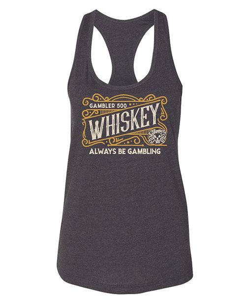 Big Logo Whiskey Tank
