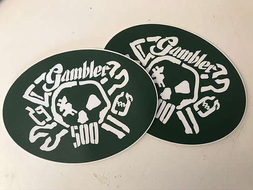 2020 Gambler 500 Oval 2 Pack