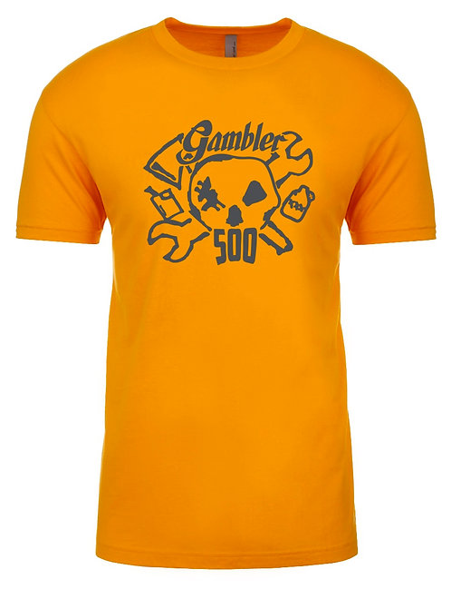 Gambler 500 OG Yellow Tee