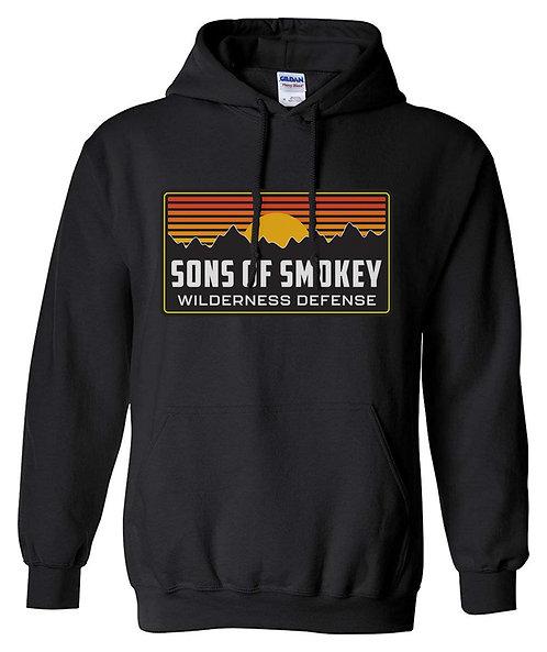 Sons Of Smokey Wilderness Defense Hoodie