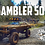 Thumbnail: Gambler 500 Windshield Banner / Rocker Panel Decal