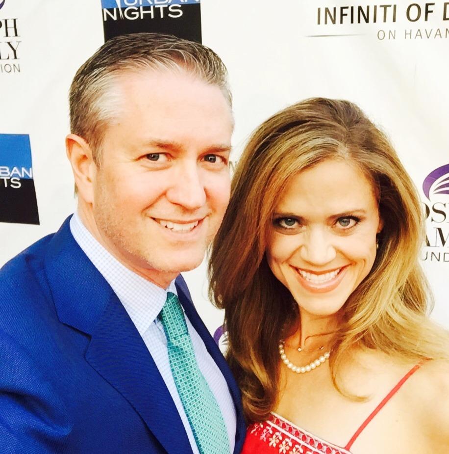 Tyler Tysdal and Natalie Tysdal
