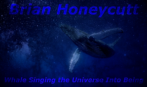 Whale Singing the Universe Into Being -