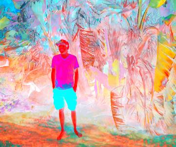 Wild Imagination Pink