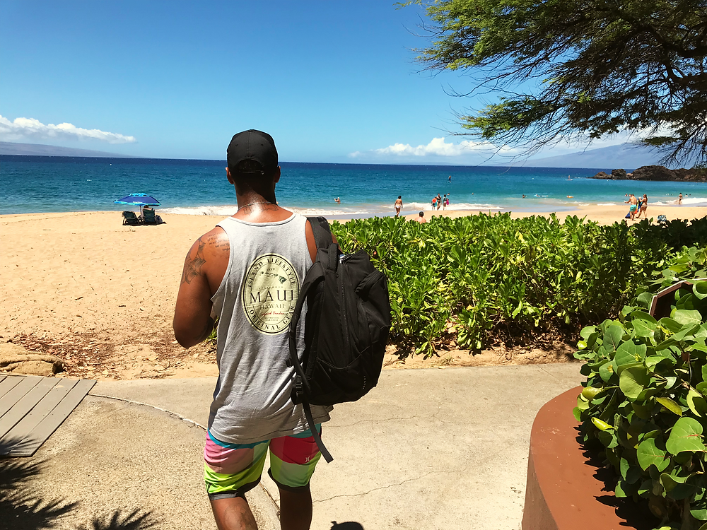 sexy man hawaii