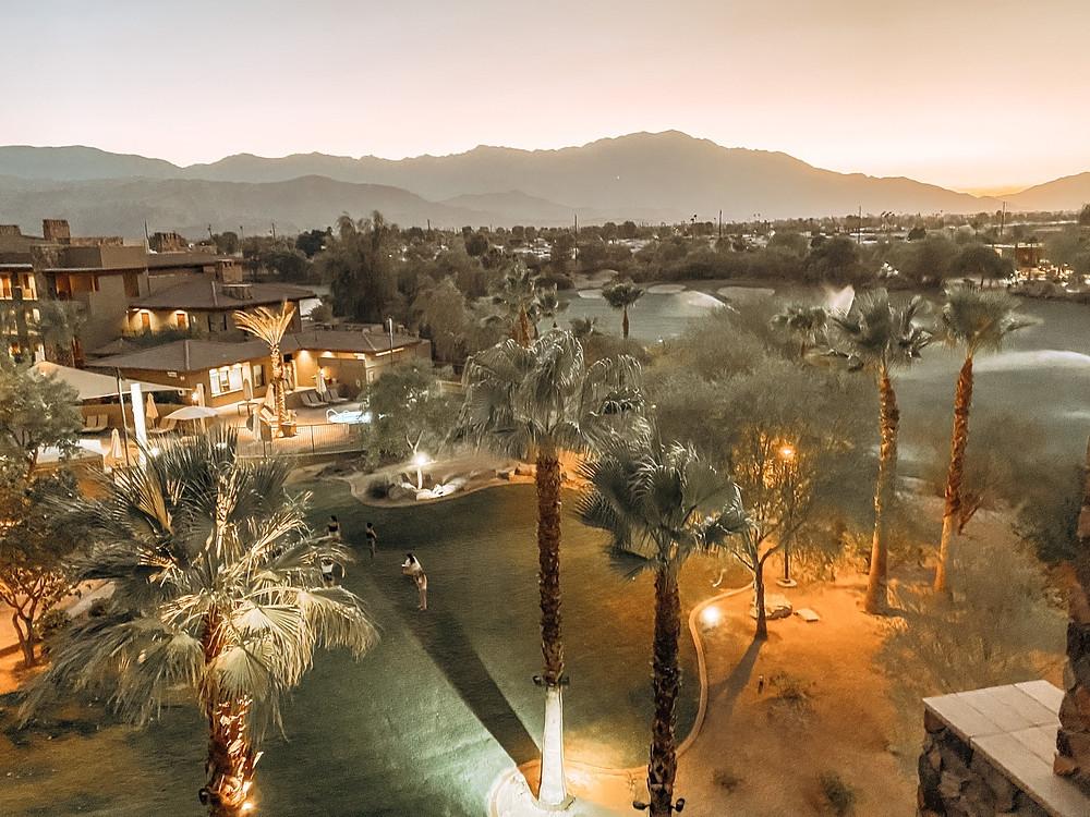 Palm desert the Westin valley villas