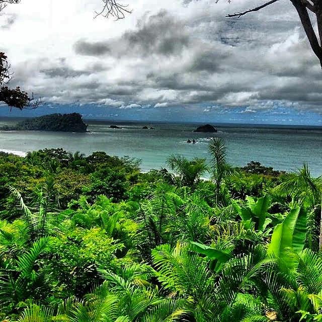 costa rica costa verde