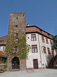 """Das Museum der Schlacht von 6. August 1870, genannt """"Schlacht von Reichshoffen """" in Wörth"""