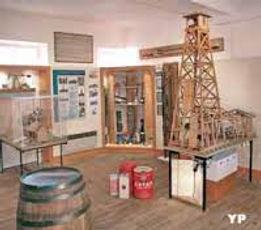 Das Französische Erdöl Museum in Merkwiller -Pechelbronn