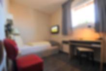 Chambre single Hôtel restauant Ritter'Hoft, Morsbronn-les-Bains