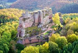Ruine du Fleckenstein