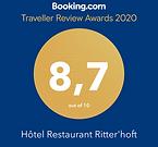 Booking ranking