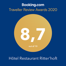 Note 2020 de Booking