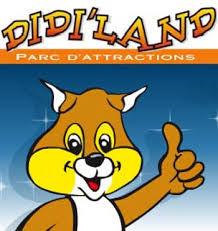 Logo du parc Didi'Land de Morsbronn-les-Bains
